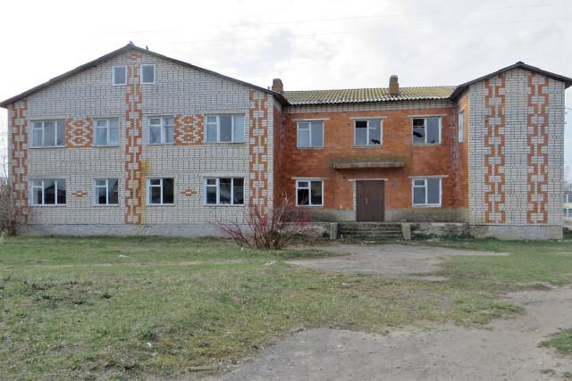 Жилые дома села Каташин