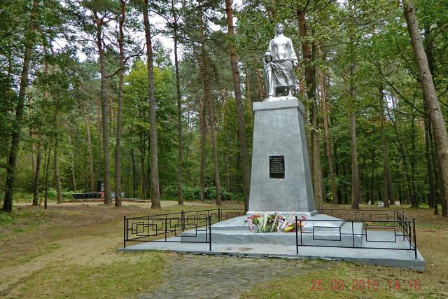 Общий вид мемориального комплекса. Фото: А.Фаранов