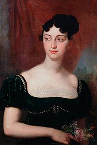 Портрет Марии Николаевны Яковлевой. 1812