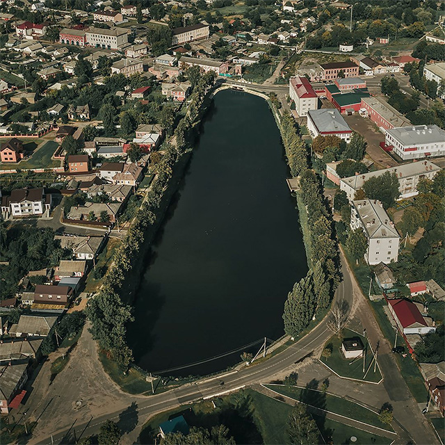 Озеро Зыбкое