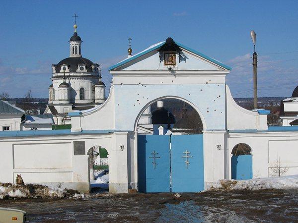 Малоярославец ворота расширение ворот
