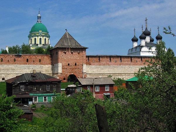 Зарайск. Кремль - Города большие и МАЛЫЕ: http://voprak.livejournal.com/25441.html