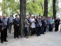 Горожане, пришедшие на митинг. Фото: А.Дмитроченко