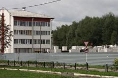 Стройплощадка по ул. 307 дивизии, 2. Фото: М.Макейкин