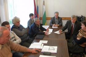 Заседание Общественной палаты. Фото: К.Попов