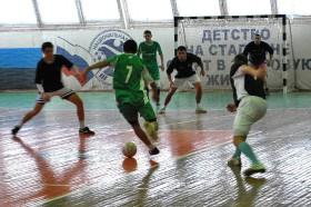 Турнир по мину-футболу в Новозыбкове. Фото: Н.Вележев