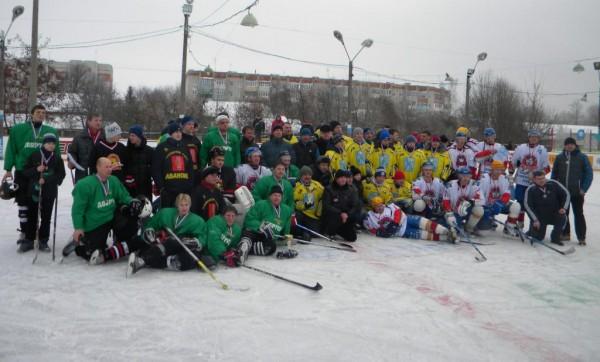 Участники турнира. Фото: К.Попов