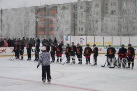 Команда Климово перед встречей. Фото: К.Попов