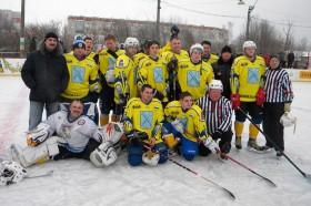 Команда Новозыбкова. Фото: К.Попов