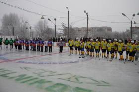 На параде открытия. Фото: К.Попов