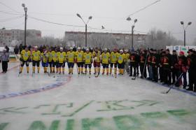 Новозыбков и Климово на открытии. Фото: К.Попов