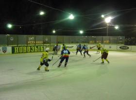 Матч Новозыбков - Жлобин. Фото: К.Попов