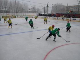 Матч Новозыбков - Добруш. Фото: К.Попов