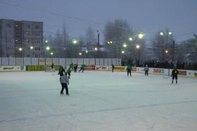 Вечерняя игра. Фото: К.Попов