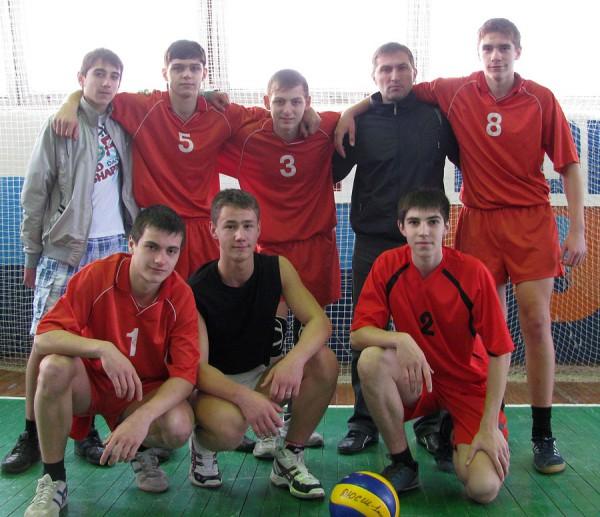 Команда юношей. Фото: И.Янкевичус