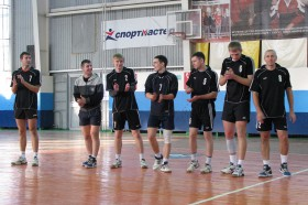 Мужская сборная Новозыбкова. Фото: И.Янкевичус