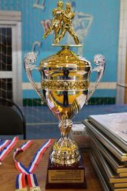 Кубок для команды-победительницы. Фото: К.Карпов