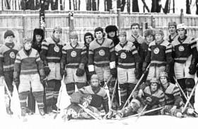 Команда «Труд» в 1976 году