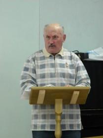 Выступает В.Петроченко