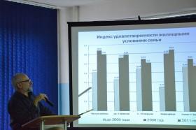 Докладывает М.В.Кислов