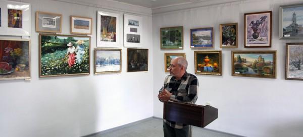 Андрей Таловерко, директор ДХШ
