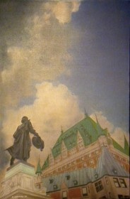 М.Шапиро. Квебек-сити