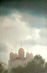 М.Шапиро. Владимир. Кафедральный собор