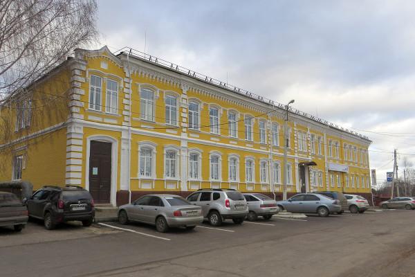 Здание МФЦ в Новозыбкове. Фото: А.Дмитроченко