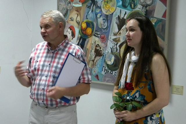 Михаил Нехайчик и Ирина Грабор