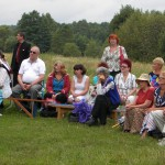 Группа зрителей