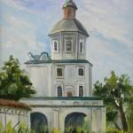 Свенский монастырь. М.Корнюхова