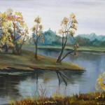 Октябрь. М.Корнюхова