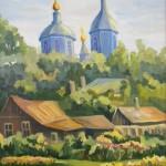 Солнечный день. М.Корнюхова