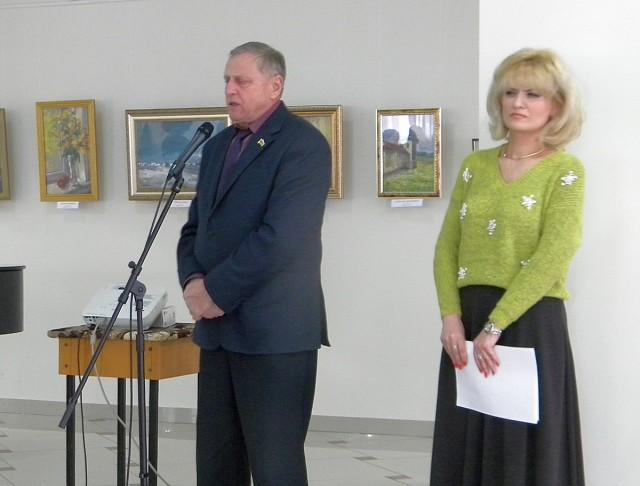 Выступает А.Матвеенко