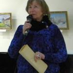 Выступает В.Басова