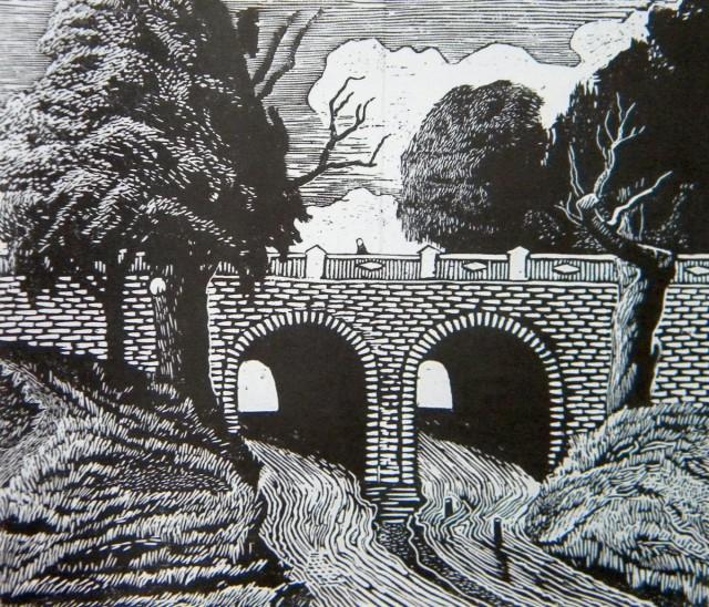 В.Поляков. Мост в Новозыбкове