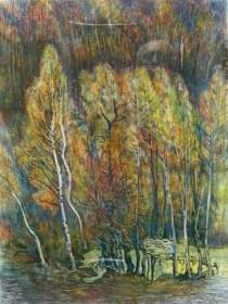 В.Поляков. Осень