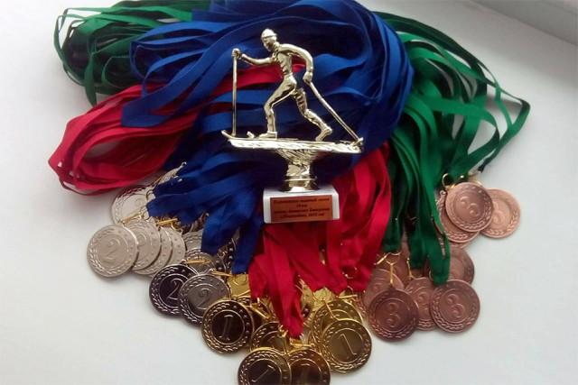 Медали и переходящий кубок