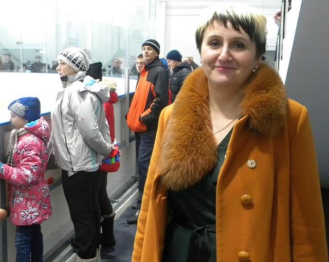 Директор комплекса Елена Володина