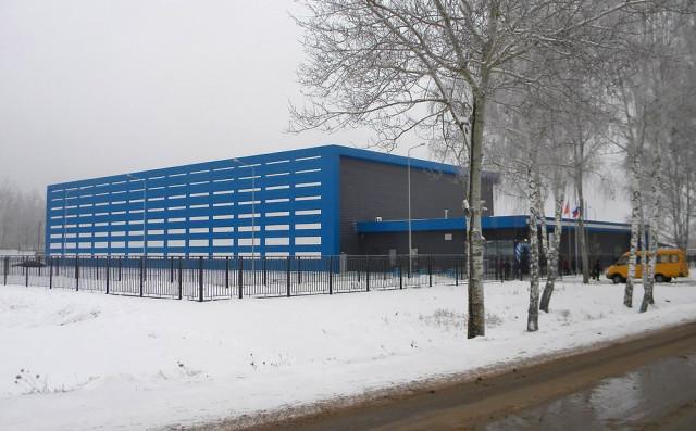 Ледовая арена Климово