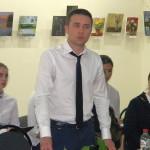 Выступает А.Дудников