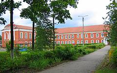 Новозыбков. Профессионально-педагогический колледж