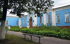 Новозыбков. Медицинское училище