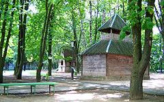 Новозыбков. В городском парке