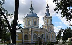 Новозыбков. Чудо-Михайловская церковь