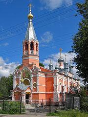 Новозыбков. Троицкая церковь