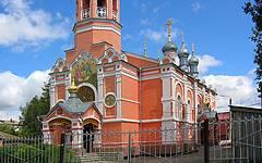 Новозыбков. Свято-Троицкая церковь
