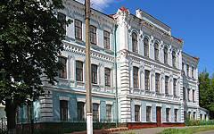 Новозыбков. Школа №1
