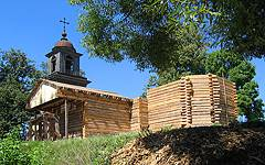 Новозыбков. Церковь Рождества Богородицы