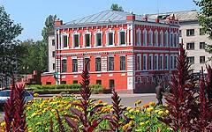 Новозыбков. Одна из бывших гостиниц
